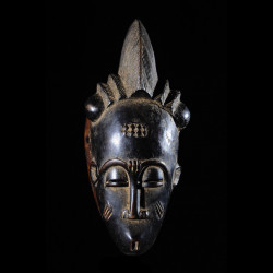 Masque de famille - Baoule...