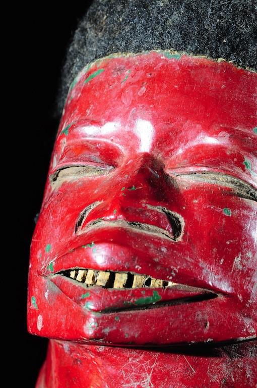 Masque casque rituel Lipico - Makonde - Tanzanie - Afrique Est
