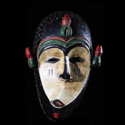 Masque de maladie - Ibo /...