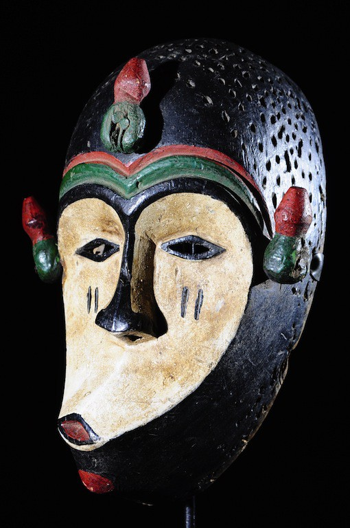 Masque de maladie - Ibo / Igbo - Nigeria