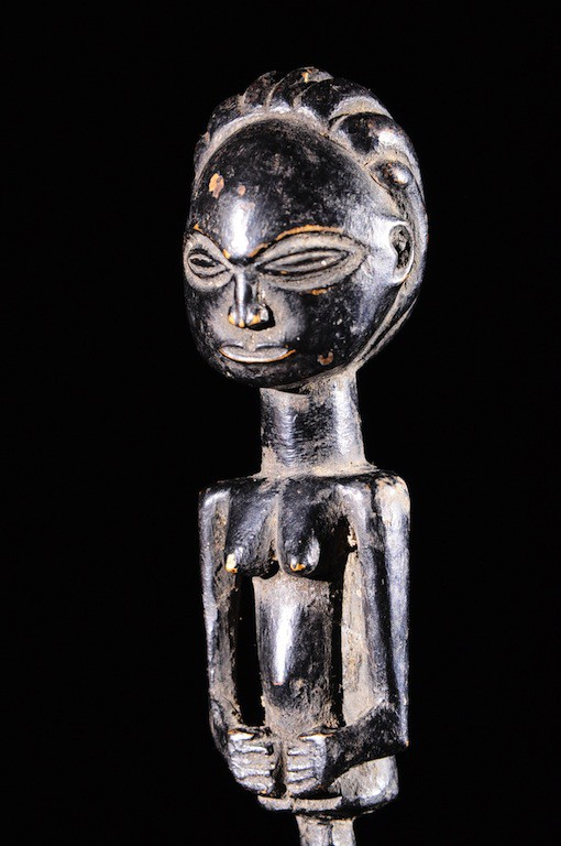 Objet divinatoire de Lukasa - Luba - RDC Zaire