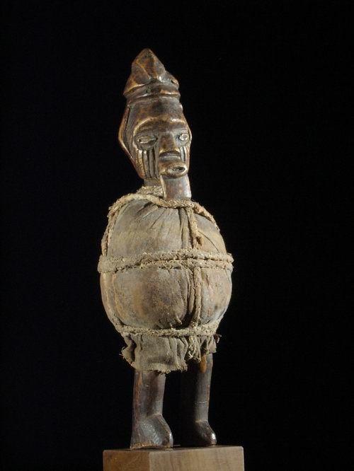 Fetiche Matomba - Ethnie Teke - Zaire - Fetiches Africains