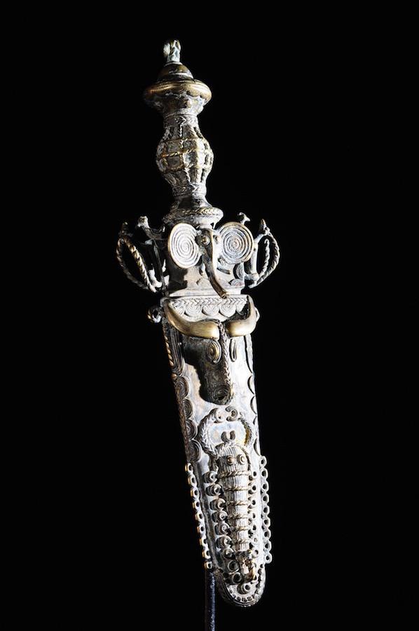 Couteau Poignard Apparat  - Vete - Cameroun