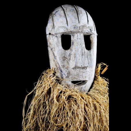 Masque fibres et bois -...