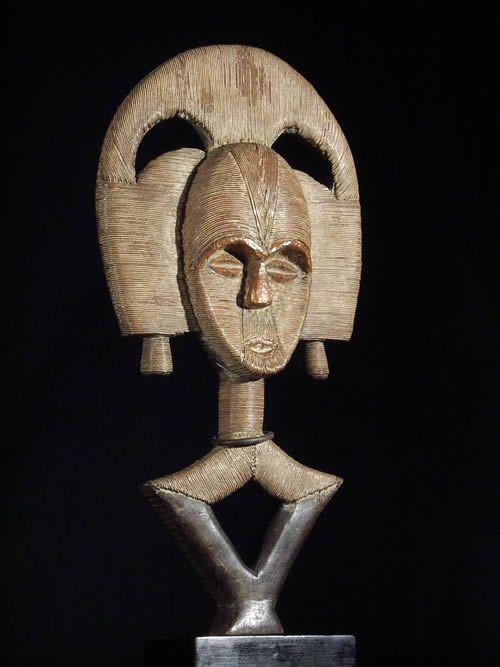 Reliquaire Bwiti - Kota / Mahongwe - Gabon - Reliquaire africain