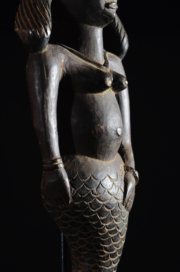 Statuette Vaudou Culte Mami Wata - Kwese - RDC Zaire - Vaudou