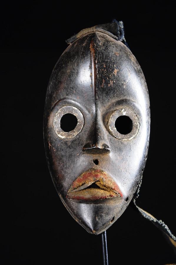 Masque feminin - Dan / Yacouba - Liberia - Masques africains
