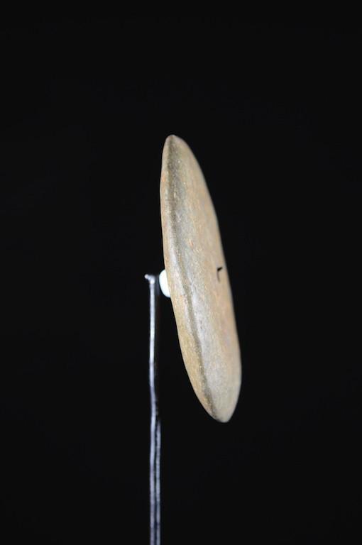 Disque Tenereen en pierre polie - Neolithique