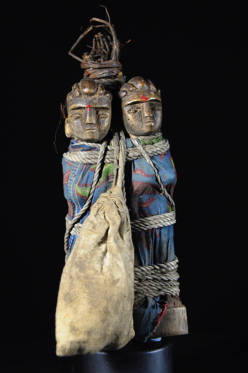Jumeaux Venavi fetiche / Hohovi - Ewe - Togo