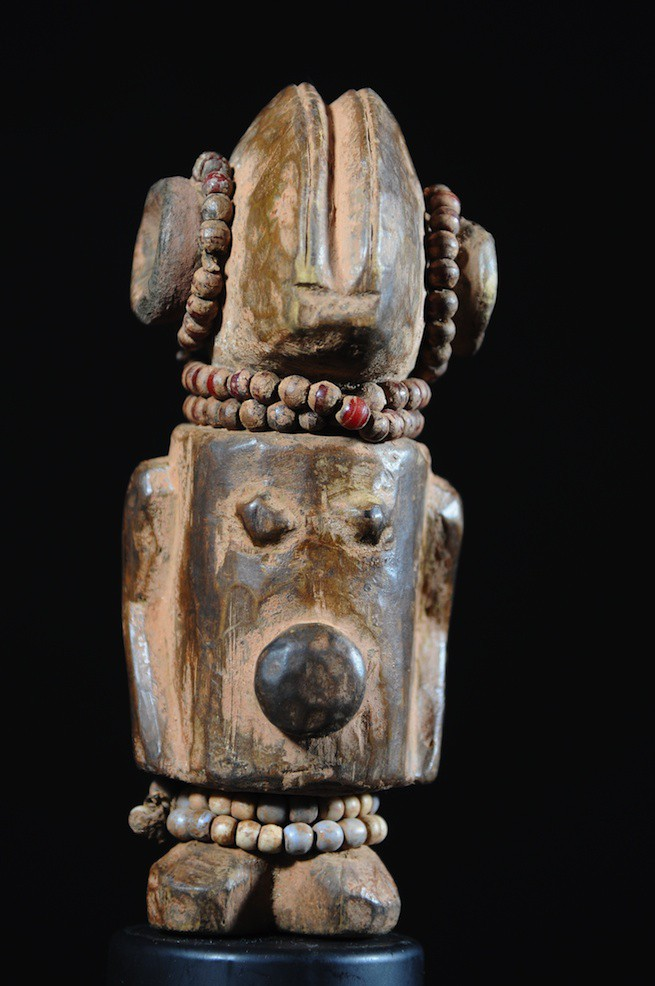 Poupee statuette Nazeze - Yanda - Azande / Zande - RDC Zaire