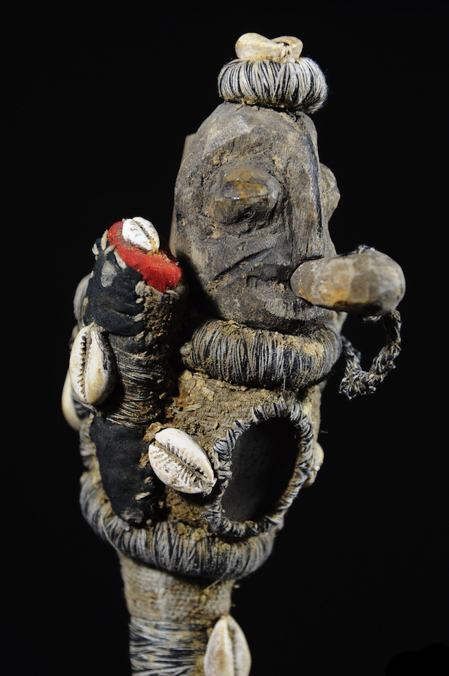 Fetiche Anthropomorphe - Ada / Adja - Benin