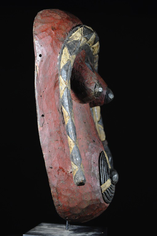 Masque ventre facial - Limba - Sierra Leone / Guinee