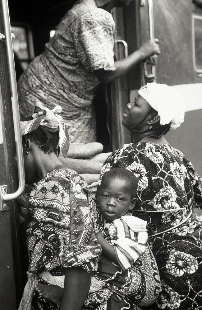 Alain Chatenet - Tirage photo numerote signe - Cotonou Parakou
