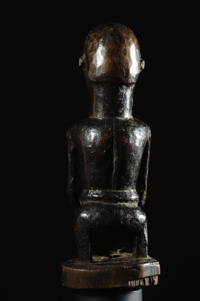 Statuette anthropomorphe - Holo - RDC Zaire / Angola