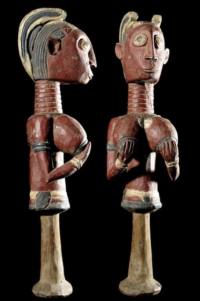 Marotte de danse - Limba - Sierra Leone / Guinee