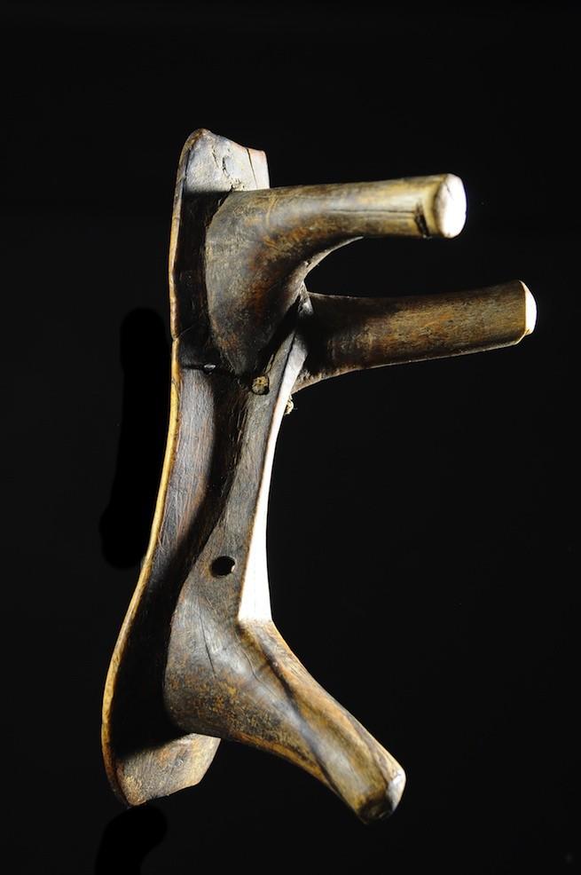 Appuie Nuque - Karo - Ethiopie
