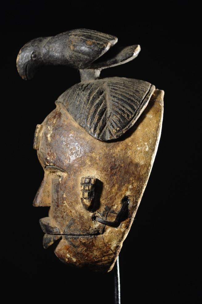 Masque de famille - Ogoni - Nigeria
