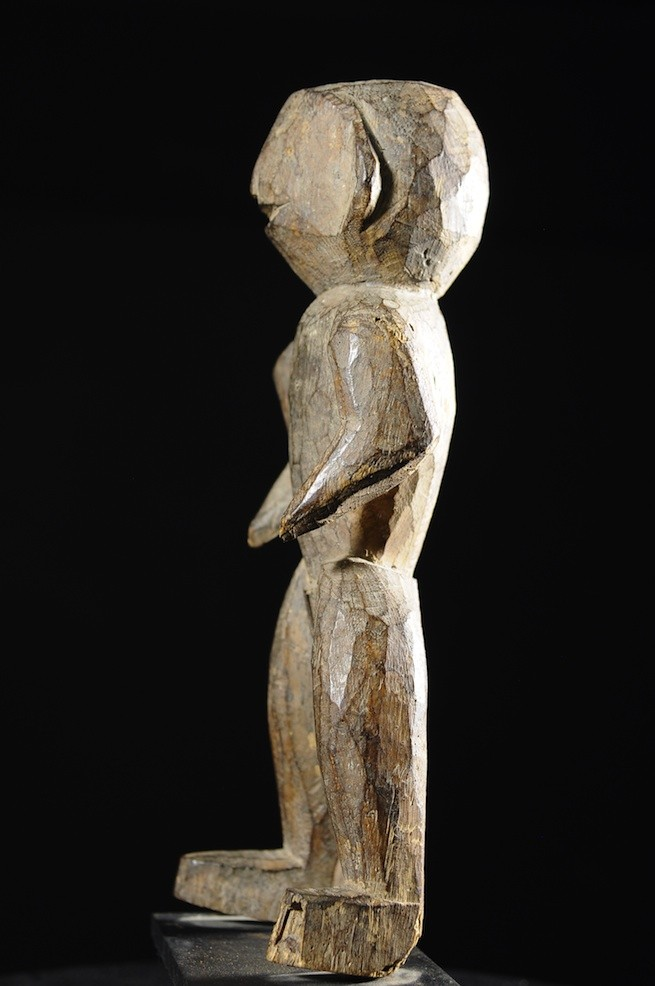 Statuette anthropomorphe Komtin - Montol - Nigeria