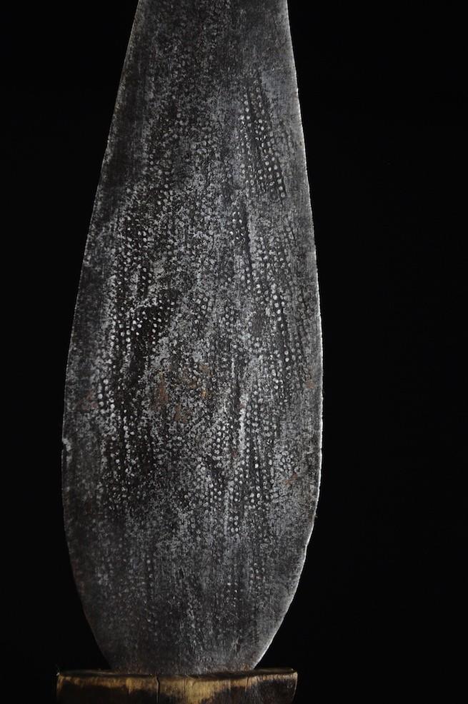 Couteau Glaive - Lobala / Nzombo - RDC Zaire