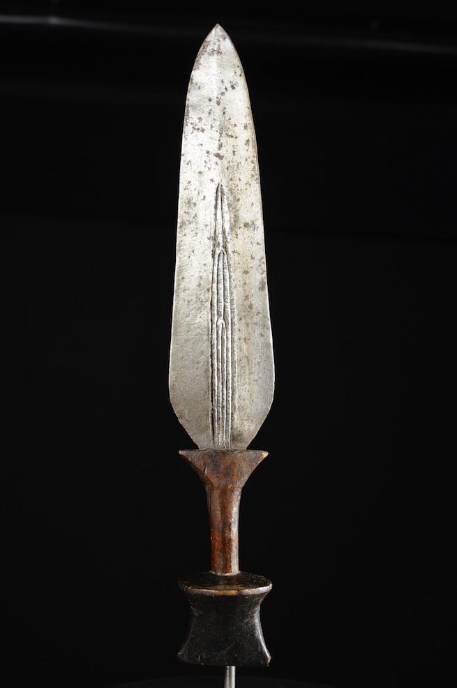 Couteau Glaive - Mongo / Saka - Rdc Zaire
