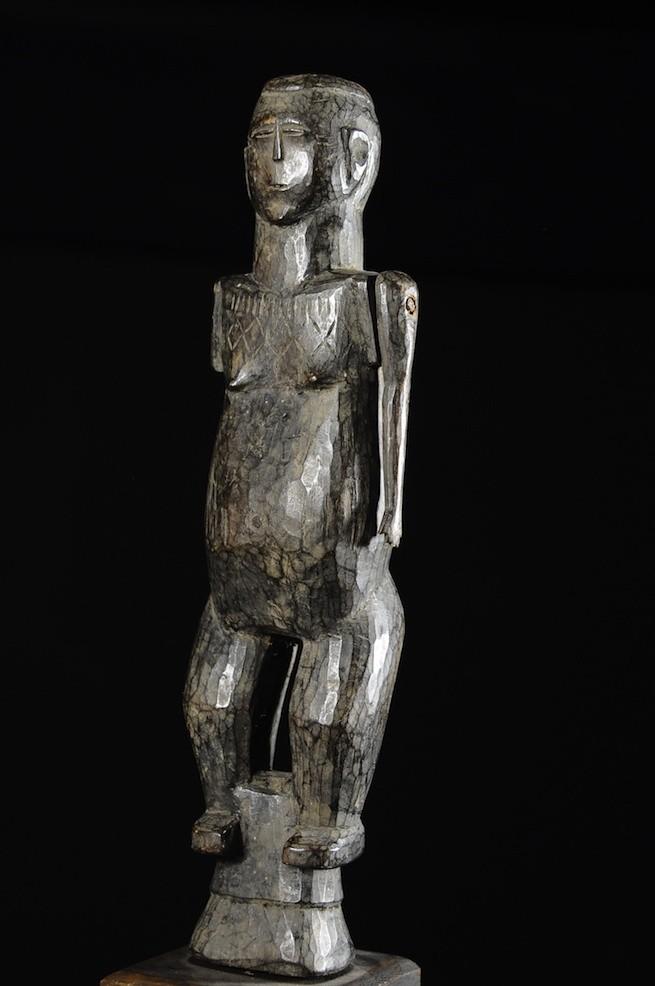 Statuette ancestrale articulee - Loko - Sierra Leone
