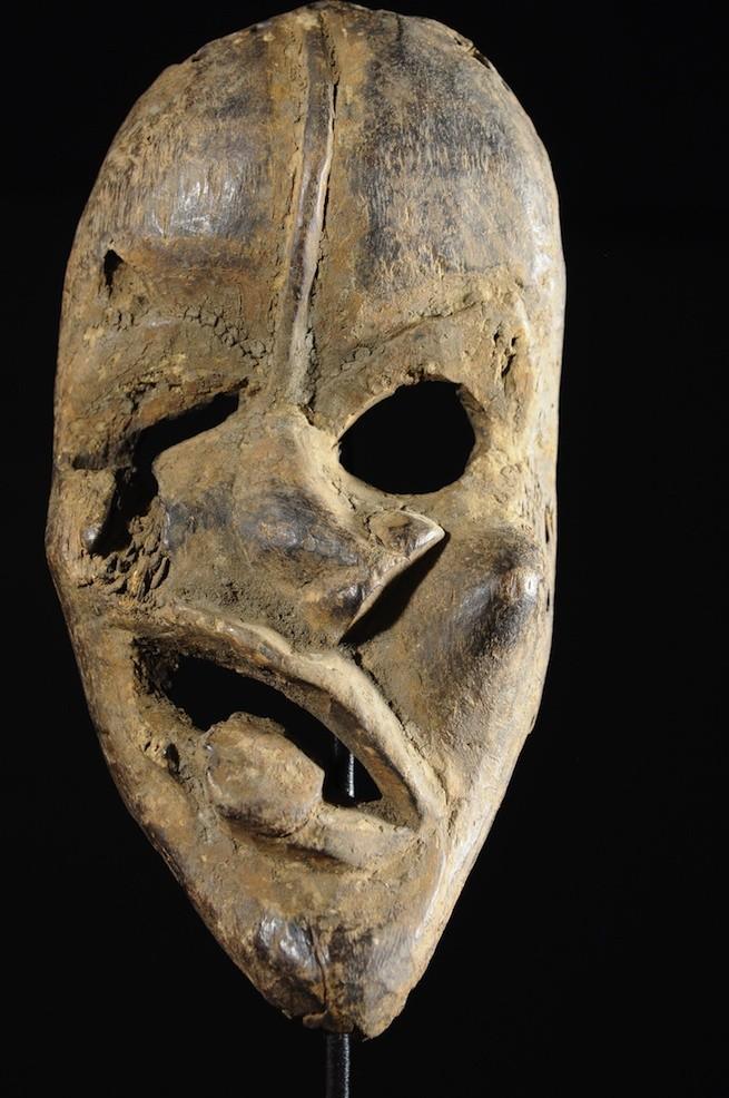 Masque de maladie - Dan Yacouba - Côte d'Ivoire