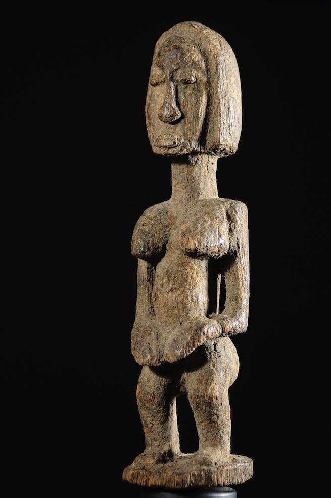 Statue figurant un Hogon - Dogon - Mali