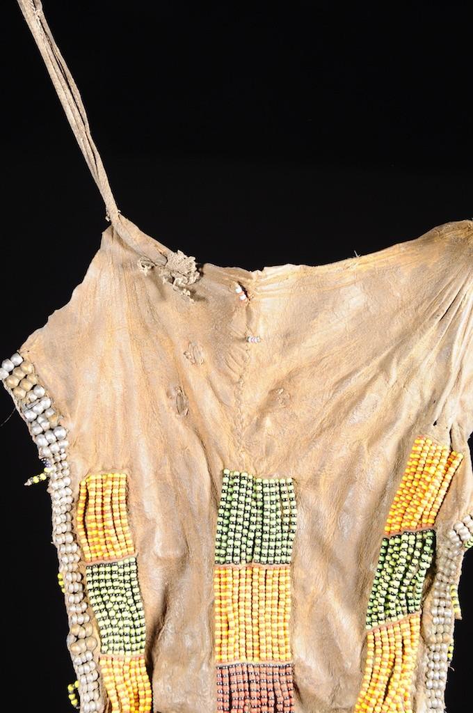 Tablier ou cache sexe - Hammere / Hammar - Ethiopie