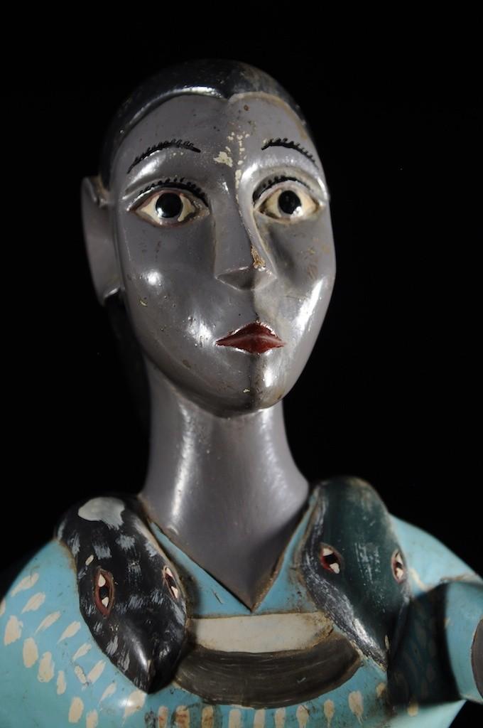 Agbagli Kossi - Lome - Togo - Pop Art contemporain Vaudou