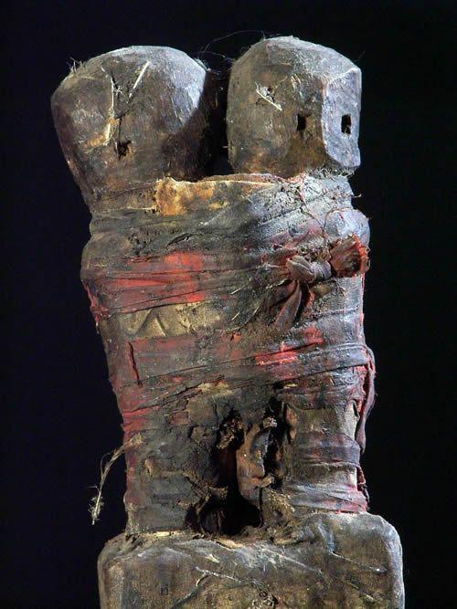 Fetiche vaudou de mariage - Ethnie Fon - Benin - vaudou
