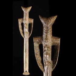 Flute en bois - Mossi -...