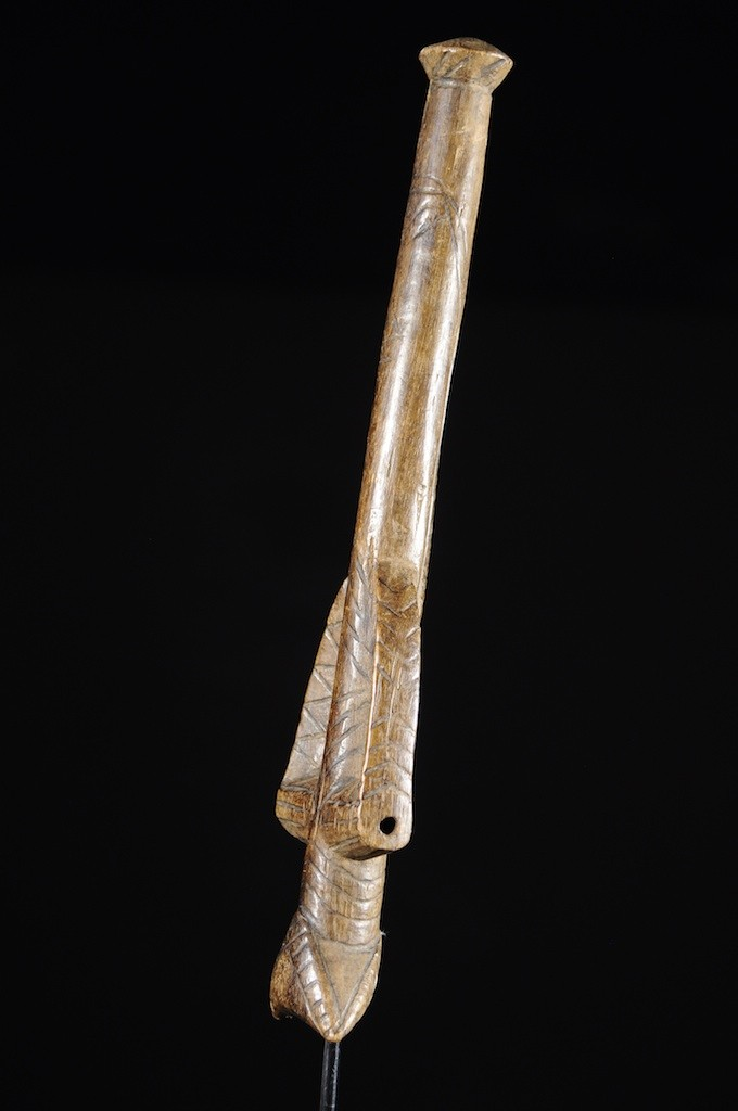 Flute en bois - Mossi - Burkina Faso - Aerophones