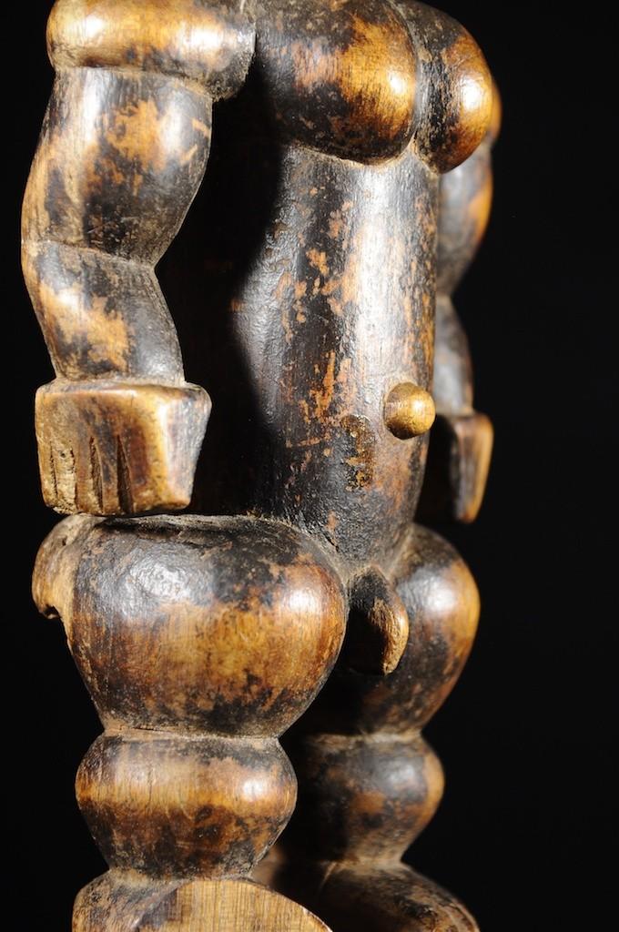 Statuette de fertilite - Attie - Côte d'Ivoire