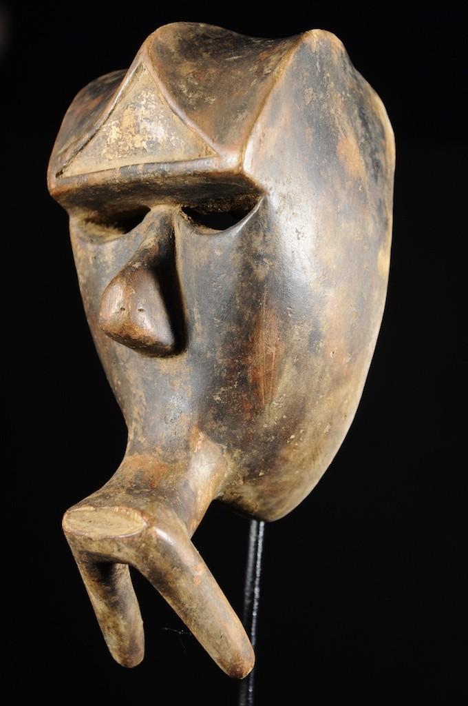 Masque Gorille - Kwele / Bakwele - Gabon