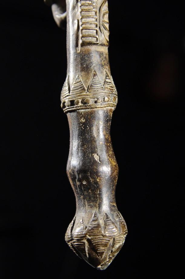 Darba Régalia en bronze - Ashanti - Ghana