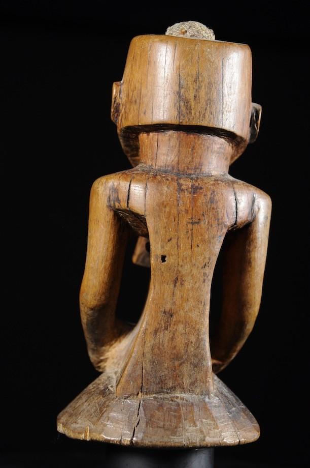 Fetiche Nkishi Bishimba Tête - Songye