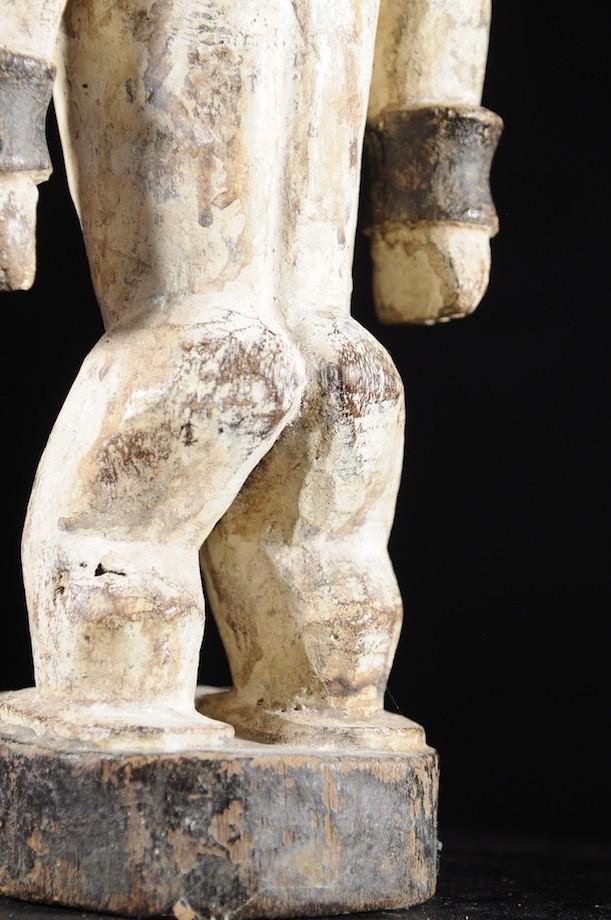 Statue ancetre Alussi ou Agbara - Igbo / Ibo - Nigeria
