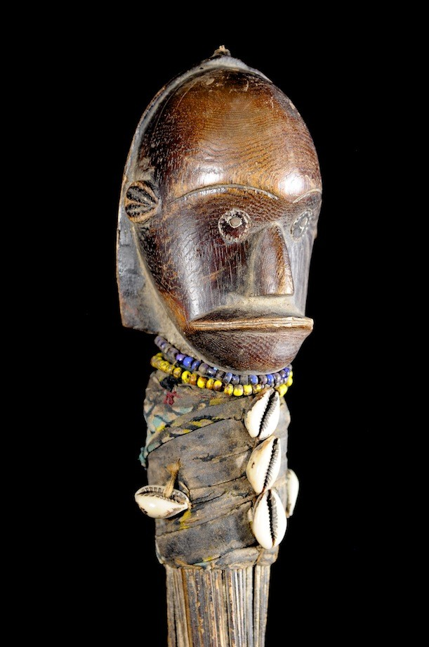 Balais autel - Fang - Gabon - Objets usuels
