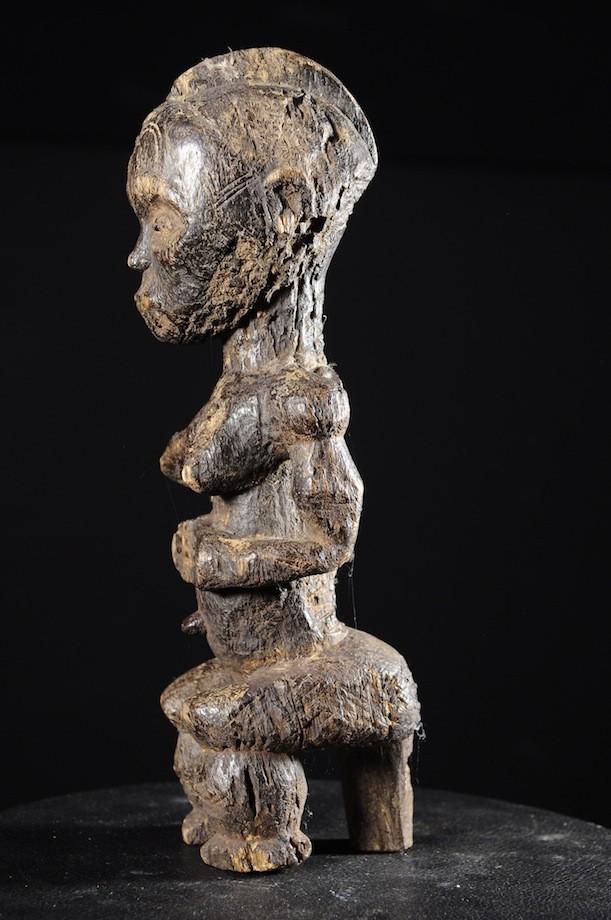 Statue medecine Biery - Fang / Betsi - Gabon