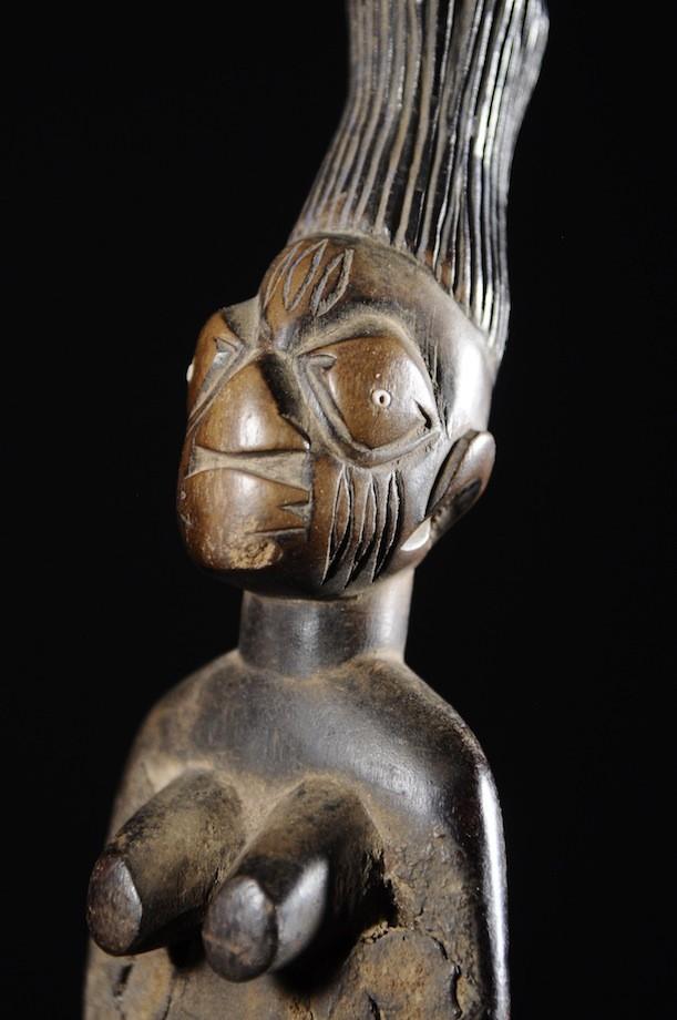Couple de Jumeaux Ibedji ou Ibeji - Yoruba - Nigeria