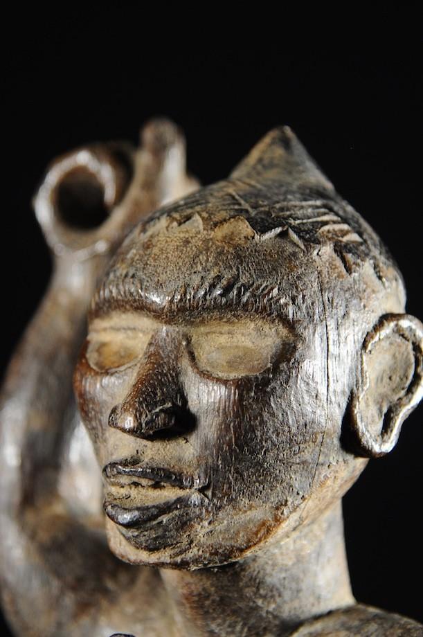 Fetiche Nkisi Nkonde - Yombe - RDC Zaire - Nkisi Nkonde