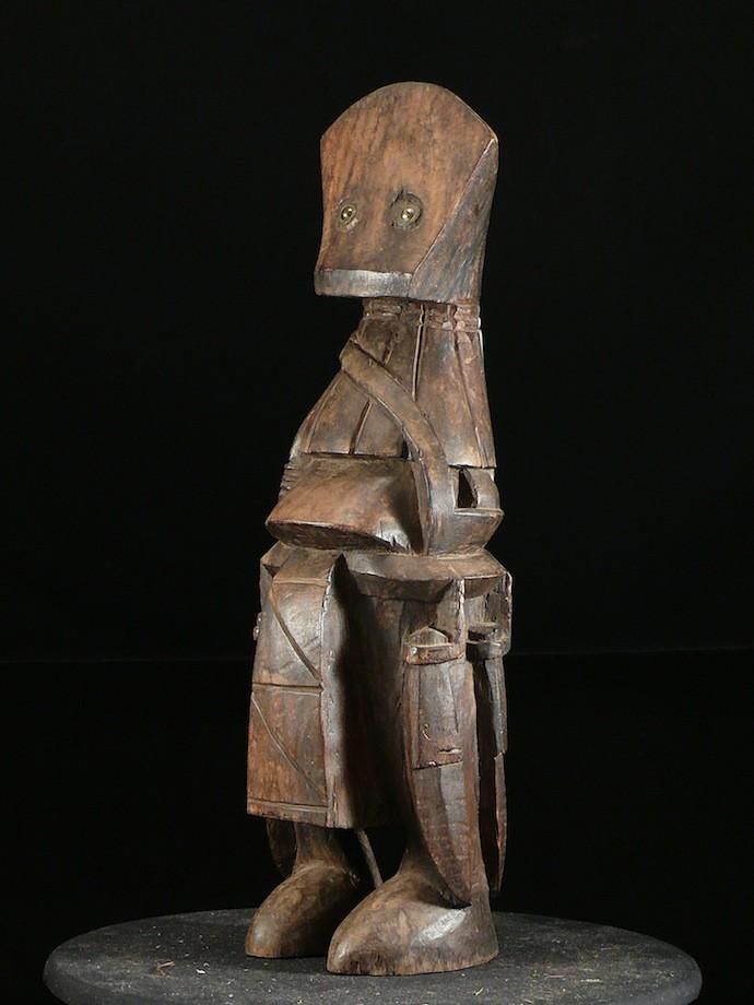 Guerrier du Poro - Kafigueledio - Senoufo - Côte d'Ivoire