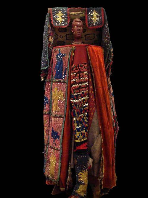 Egun - Costume de danse - Yoruba - Benin / Nigeria - Egungun
