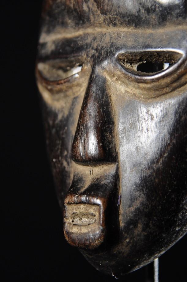 Masque de famille ou de case  - Bete - Côte d'Ivoire