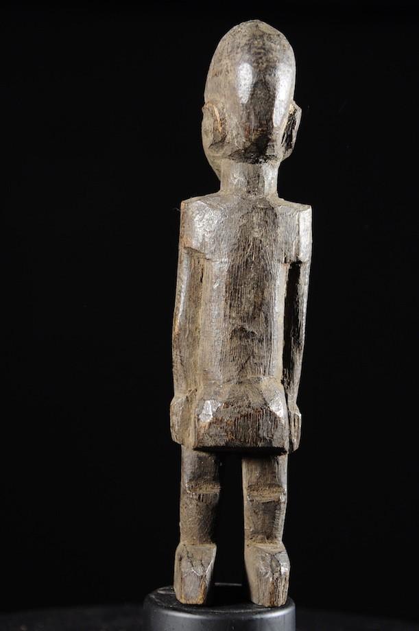 Fetiche Bateba ou Bouthiba ordinaire de village - Ethnie Lobi - Burkina