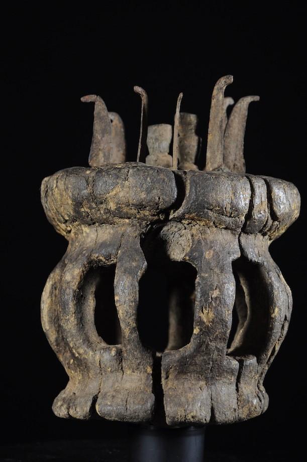 Autel des Nommos en bois - Dogon - Mali