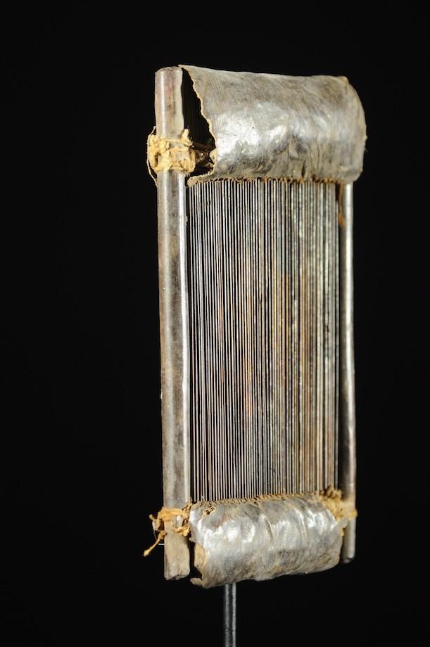 Peigne de metier a tisser - Baoule - Côte d'Ivoire - Objets usuel