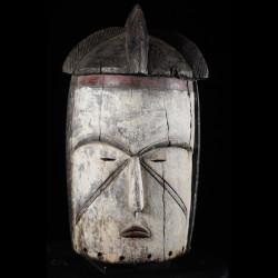 Masque casque de ceremonie...