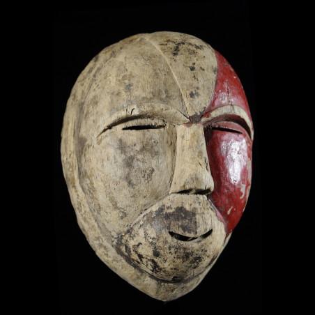 Masque Funeraire Okukwe -...