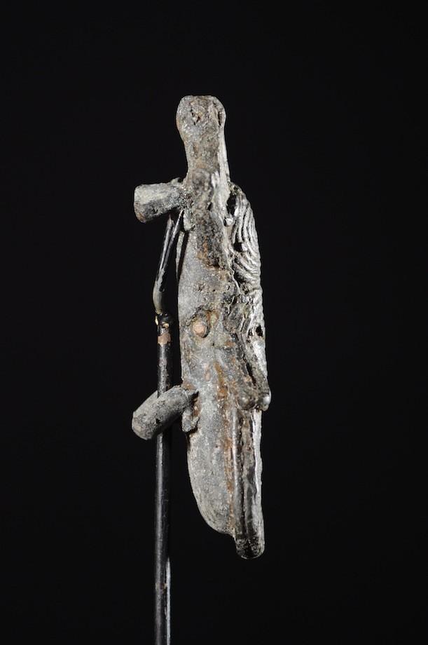 Palette Rituelle Hippopotame - Ethnie Urhobo - Objets rituels